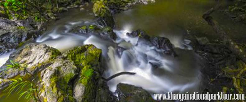 Kong Kaew Waterfall or Namtok Kong Kaew Waterfall isa small waterfall in Khao Yai National Park Thailand