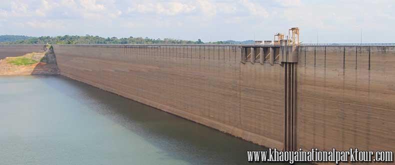 Khao Yai SimilarTours from Bangkok to Nakhon Nayok Province, Enjoy to Khun dan prakan chon dam